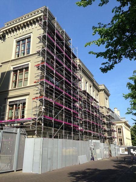 schildersteiger Den Haag, Mundo steigers
