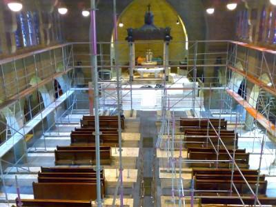 Steiger kerk Amsterdam