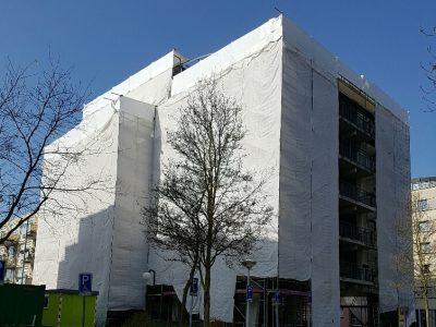 Schildersteiger Den Haag
