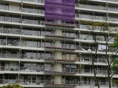 Doorloopsteiger Rotterdam